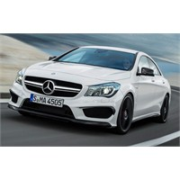 2014 Mercedes-benz Cla45 Amg 4matic İnceleme