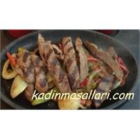 Sebzeli Biftek (Çin Usulü)