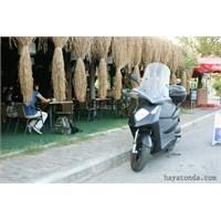 150cc Scooter İle İstanbul - Bodrum