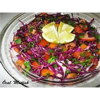 (Mor Lahana Salatası )