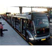 Beylikdüzü Metrobüs İnşaatı