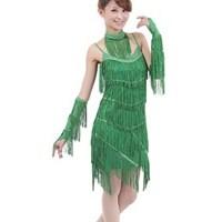 Latin Dansı İçin Elbise Modelleri