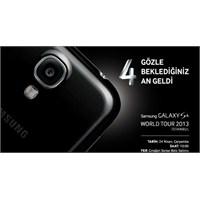Galaxy S4'ün Türkiye Satış Fiyatı Ve Fazlası!