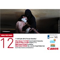 Dünya Basın Fotoğrafları Sergisi Forum İstanbul'da