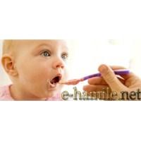 6 Aylık Bebekler Neler Yiyebilir?