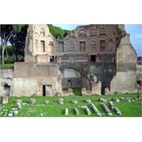 Roma Soylularının Yaşam Alanı - Palatino Tepesi