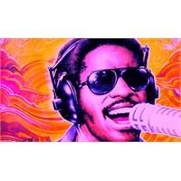 Stevie Wonder İlk Kez Geliyor