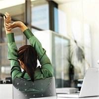 Masa Başında Yapılabilen Kolay Egzersizler