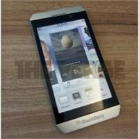 Blackberry'nin Yeni Nesil Cep Telefonu