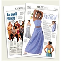 İndesign İle Gazete Sayfası Tasarımı