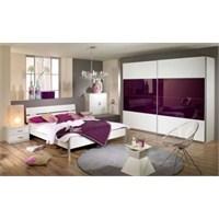Yatak Odalarınızda Mor Renkle Romantizm Rüzgarı Es