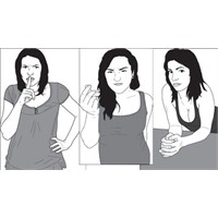 Erkekler İçin Kadınların Vucut Dili (Resimli)