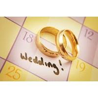 Evlilik Hazırlıkları Takvimi