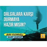 Bumerang Deneyim Günleri İle İzmir'de Sörf Eğitimi