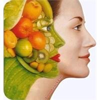 Cildimiz İçin Sağlıklı Ve Besleyici Gıdalar