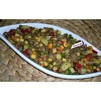 Renkli Salata (Bahar Gibi)