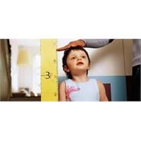 Çocuklarda Boy Uzaması İçin Ne Yapılmalı?