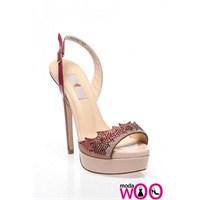 Elle Topuklu Ayakkabı Modelleri