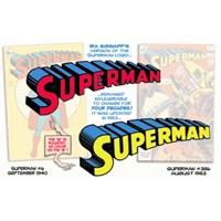 Superman Logosunun 75 Yıllık Tarihçesi