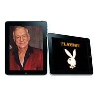 Playboy'dan İpad'a Özel Sayfa