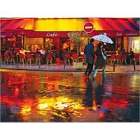 Işığın Şehri Paris'te Yağmurlu Havalarda Yapılabil