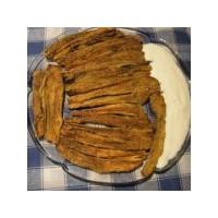 Patlıcan Tava Tarifim