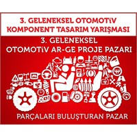 3. Otomotiv Proje Ve Tasarım Yarışması Başladı!