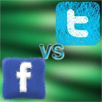 Facebook Ve Twitter Karşılaştırması