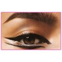 7 Adımda Eyeliner Sürme Sanatı