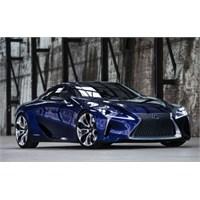 Lexus'un Göz Kamaştırıcı Yeni Hibrid Modeli, James