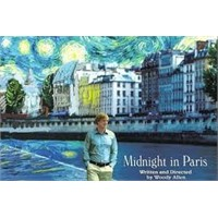 Oscar'a Doğru ' Midnight İn Paris'