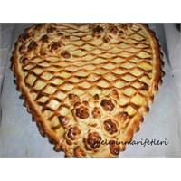 Kafesli Kalp Çörek..