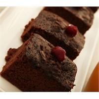 Kakaolu Pudingli Kek Pişirelim