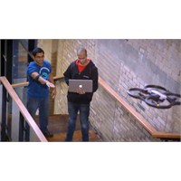 Bu Teknoloji Google Glass'ın Pabucunu Dama Atar!