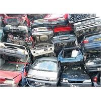 Aracı Hurdaya Çıkarmak İçin Gerekli İşlemler