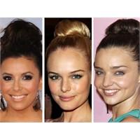 Sonbaharın En Favori Saç Modeli Gevşek Topuz