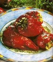 Kırmızıbiber Dolması