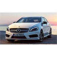 Mercedes-benz A-serisi 66.800 Tl'den Türkiye'de
