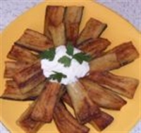 Mısır Unlu Patlıcan Tava