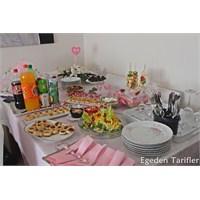 Tırnak Düğünü Masası