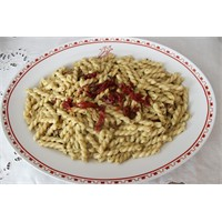 Krema Ve Pesto Soslu Makarna - Yogurtkitabi.Com