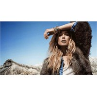 Doutzen Kroes For H&m Winter 2013 Collection