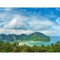 Tropikal Ada Cenneti: Koh Phi Phi
