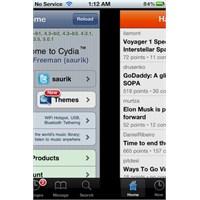 İphone Zephyr Uygulaması