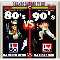 80'ler 90'lar Karşılaşması