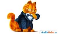 Garfield 3 Boyutlu Süper Kahraman Oluyor