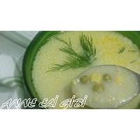 Mısırlı Bezelyeli Buğday Çorbası
