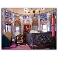 Hürrem Sultan'ın Türbesi - Süleymaniye Camii