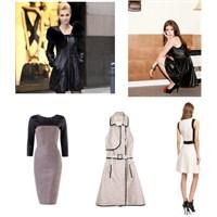 2013 Deri Elbise Modelleri