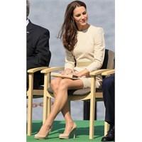 Kate Middleton'un Bacaklarının Sırrı